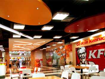 SAILCORP - FOODCOURT BECAMEX - ICON
