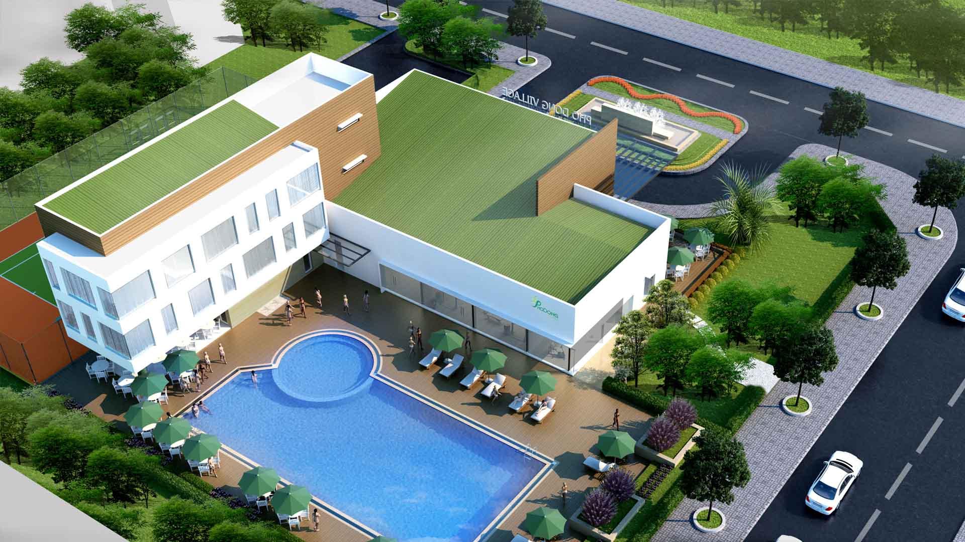Sailcorp Net Pho Dong Village Center